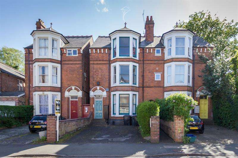 1 Bedroom Flat for sale in Woodstock Road, Moseley, Birmingham
