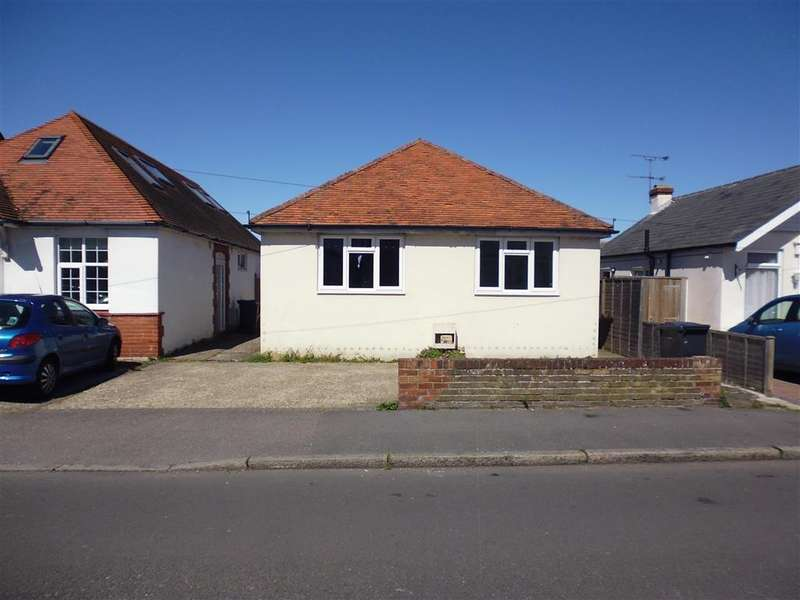 3 Bedrooms Detached Bungalow for sale in Beacon Road, Broadstairs, Kent