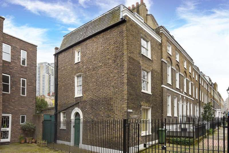 5 Bedrooms Terraced House for sale in West Square, Kennington, SE11