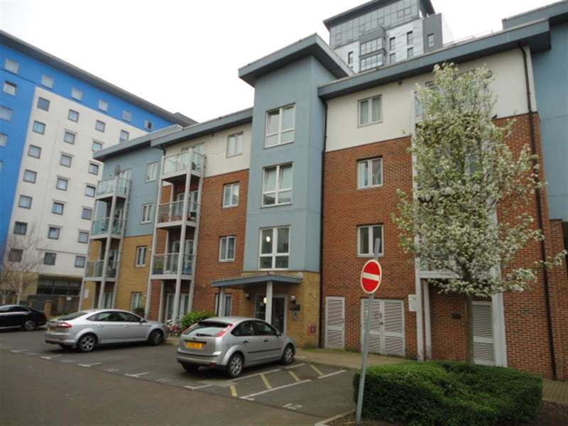 1 Bedroom Flat for sale in Foundry Court, Mill Street, Slough, SL2 5FZ