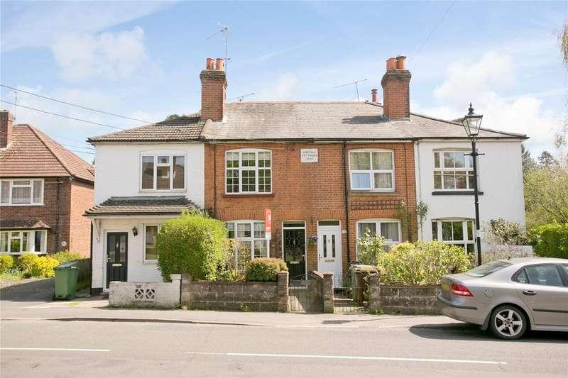 2 Bedrooms Terraced House for sale in Chertsey Road, Windlesham, Surrey