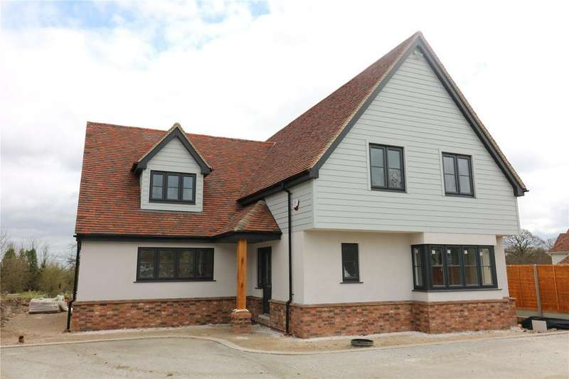 4 Bedrooms Detached House for sale in Stoney Hills, Burnham-on-Crouch, Essex, CM0