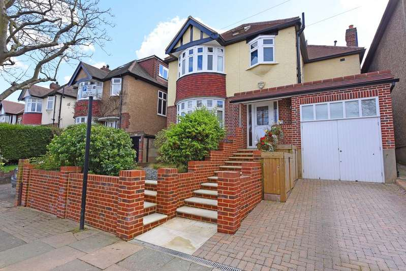 6 Bedrooms Detached House for sale in Skeena Hill, SW18