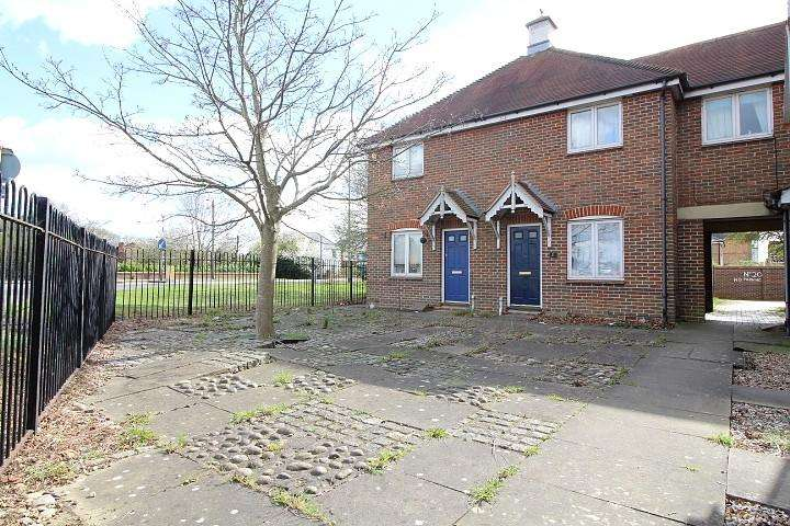 2 Bedrooms End Of Terrace House for sale in Hallcroft Chase, Highwoods, Colchester, Essex, CO4