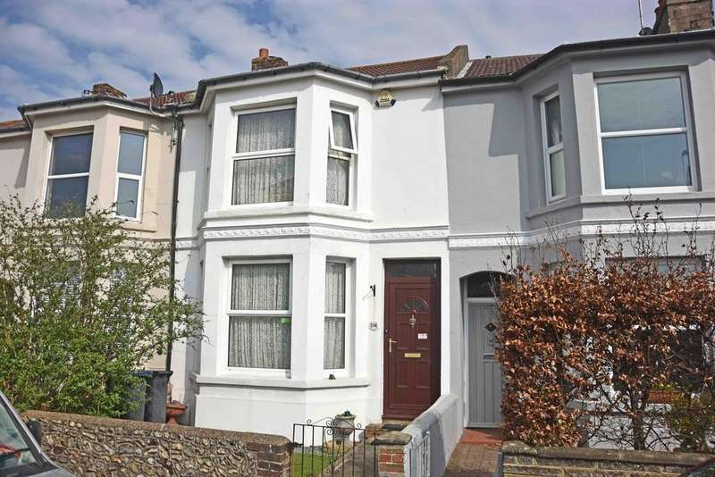 3 Bedrooms Terraced House for sale in Ham Road, Worthing