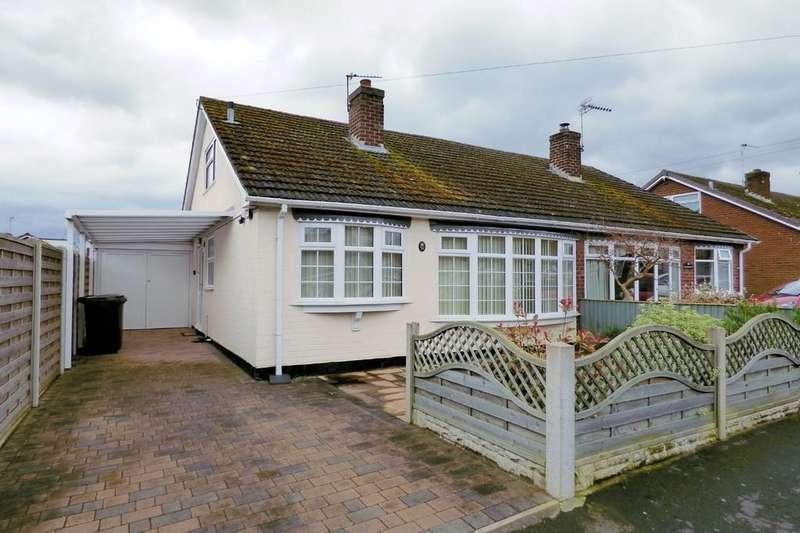 3 Bedrooms Bungalow for sale in Westmead Road, Barton Under Needwood