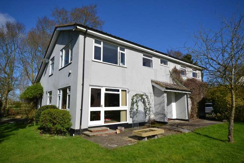 5 Bedrooms Detached House for sale in Broad-Halfpenny, Langley Upper Green, Nr Saffron Walden, Essex, CB11 4RY