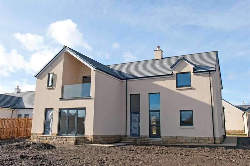 4 Bedrooms Detached House for sale in Gilroy Gardens, Darnick, Melrose, Scottish Borders
