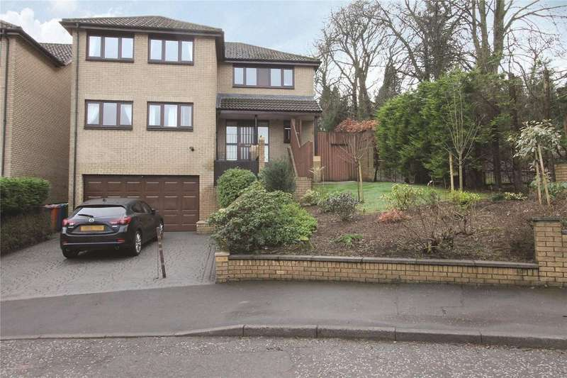 4 Bedrooms Detached House for sale in Russell Drive, Bearsden, Glasgow