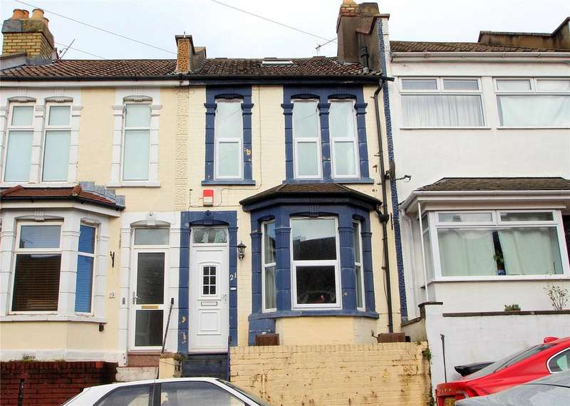 3 Bedrooms Terraced House for sale in Ashgrove Road, Bedminster, BRISTOL, BS3