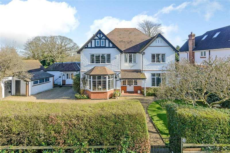 6 Bedrooms Detached House for sale in Austenway, Chalfont St Peter, Gerrards Cross, Buckinghamshire