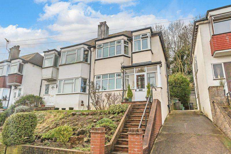 3 Bedrooms Semi Detached House for sale in Kenmore Road, Kenley
