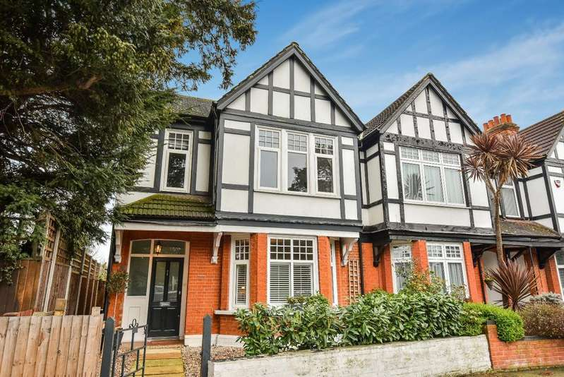 4 Bedrooms End Of Terrace House for sale in Croydon Road Beckenham BR3
