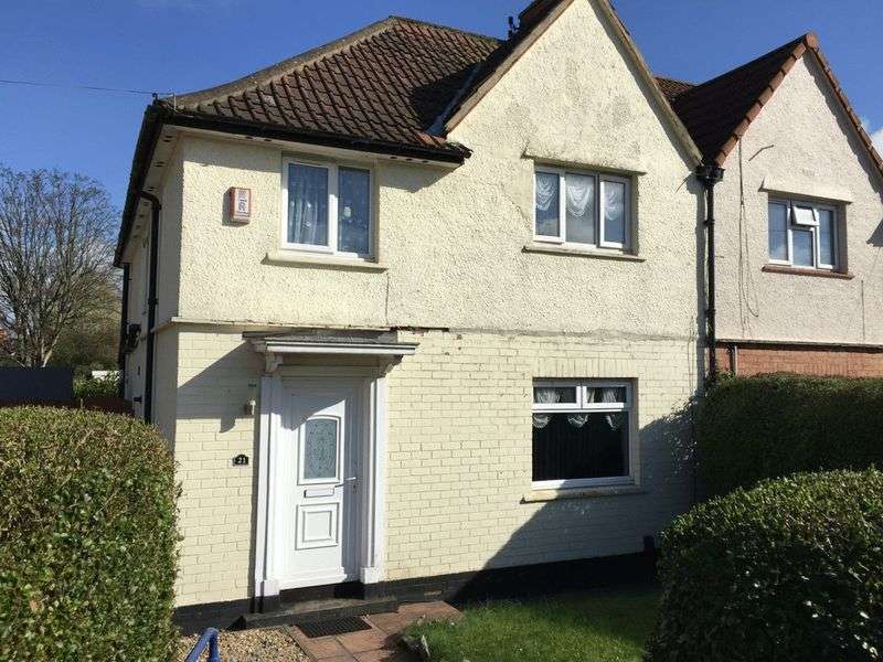 3 Bedrooms Semi Detached House for sale in Wexford Road, Bristol