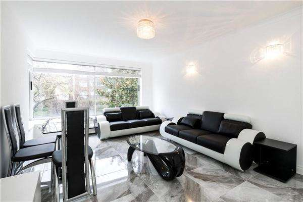 3 Bedrooms Apartment Flat for sale in Devon Port, Southwick Street W2, London