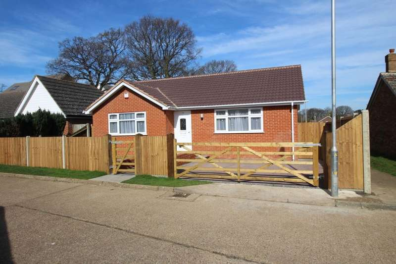 2 Bedrooms Detached Bungalow for sale in Sharon Crescent, Chatham, ME5