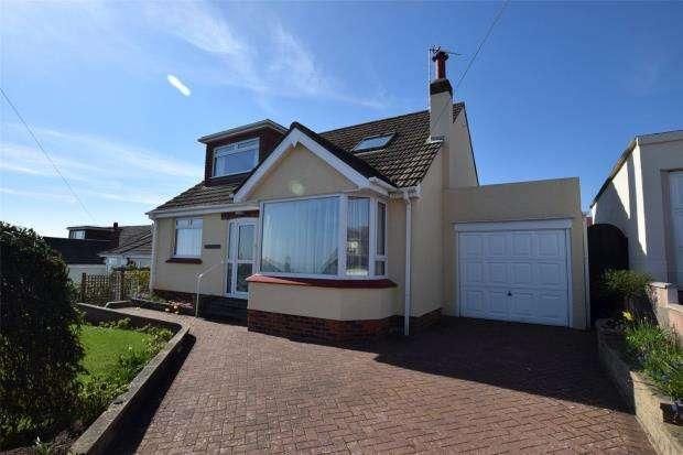 5 Bedrooms Detached Bungalow for sale in Laura Grove, Preston, Paignton, Devon