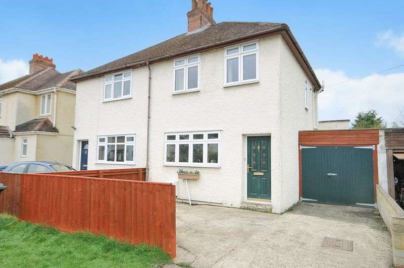 2 Bedrooms Semi Detached House for sale in KIDLINGTON