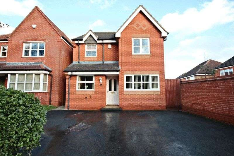 3 Bedrooms Detached House for sale in Woodrow Way, Chesterton