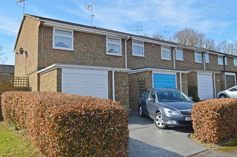 3 Bedrooms End Of Terrace House for sale in Nursery Gardens, WELWYN GARDEN CITY, Hertfordshire