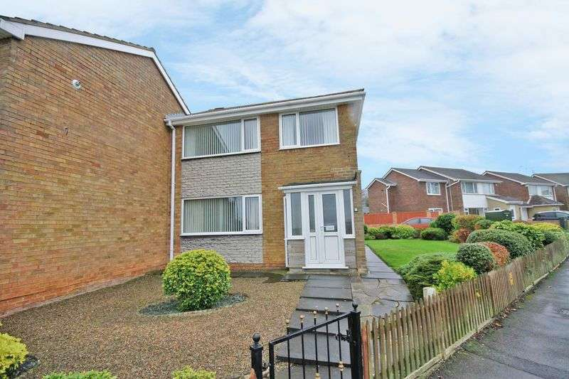 3 Bedrooms Terraced House for sale in Victoria Close, New Marske