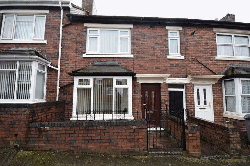 3 Bedrooms Terraced House for sale in Mulberry Street, Hanley