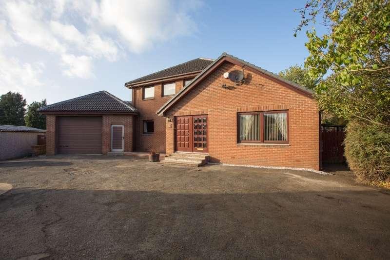 5 Bedrooms Detached House for sale in Queensferry Road, Kirkliston, Edinburgh, EH29 9AQ