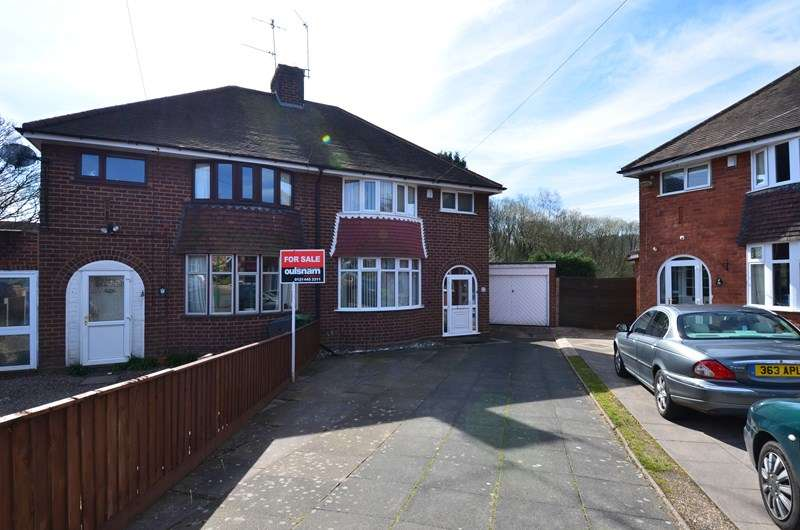 3 Bedrooms Semi Detached House for sale in The Grove, Cofton Hackett, Birmingham