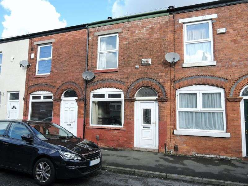 2 Bedrooms Terraced House for sale in Pitt Street, Edgeley