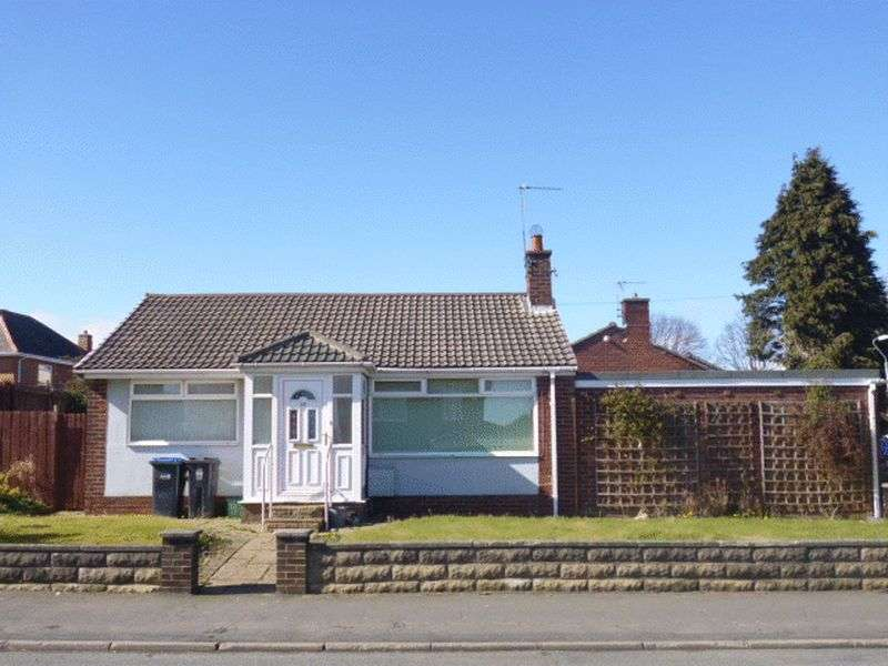 2 Bedrooms Detached Bungalow for sale in Lambton Drive, Bishop Auckland