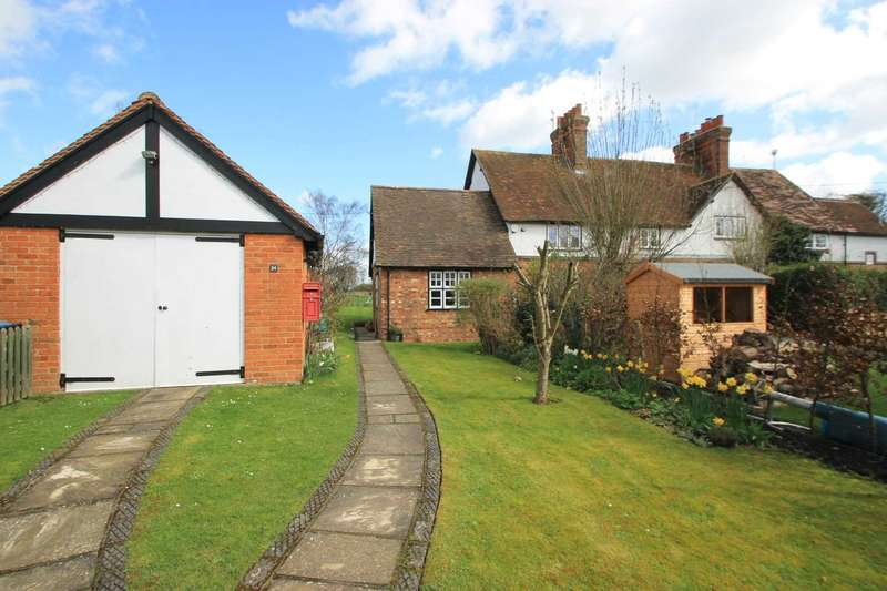 4 Bedrooms Semi Detached House for sale in Station Road, Long Marston