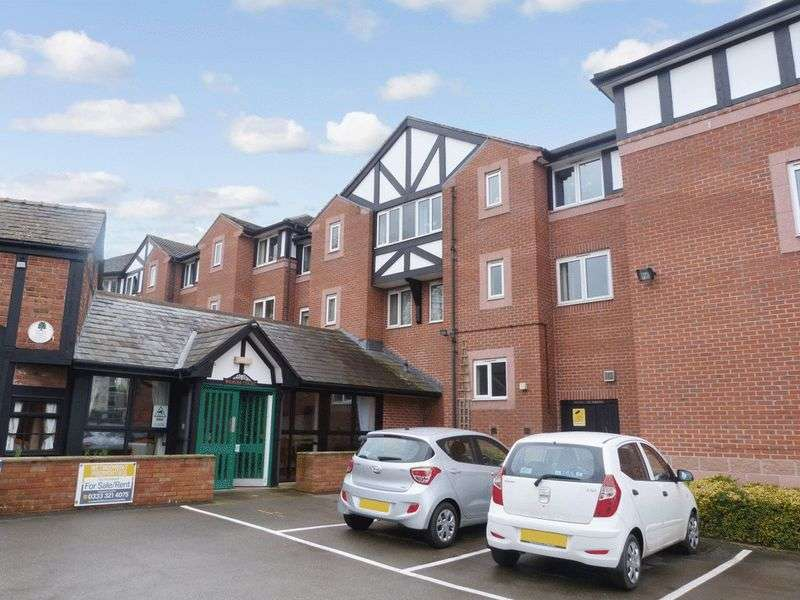 1 Bedroom Retirement Property for sale in Weaver Court, Northwich, CW9 5EU