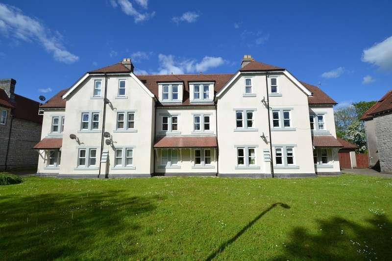2 Bedrooms Ground Flat for sale in 46 Preswylfa Court, Bridgend, Bridgend County Borough, CF31 3NX.