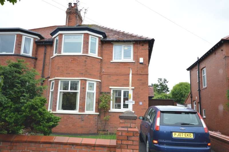 4 Bedrooms Semi Detached House for sale in Ryeheys Road, Lytham St. Annes