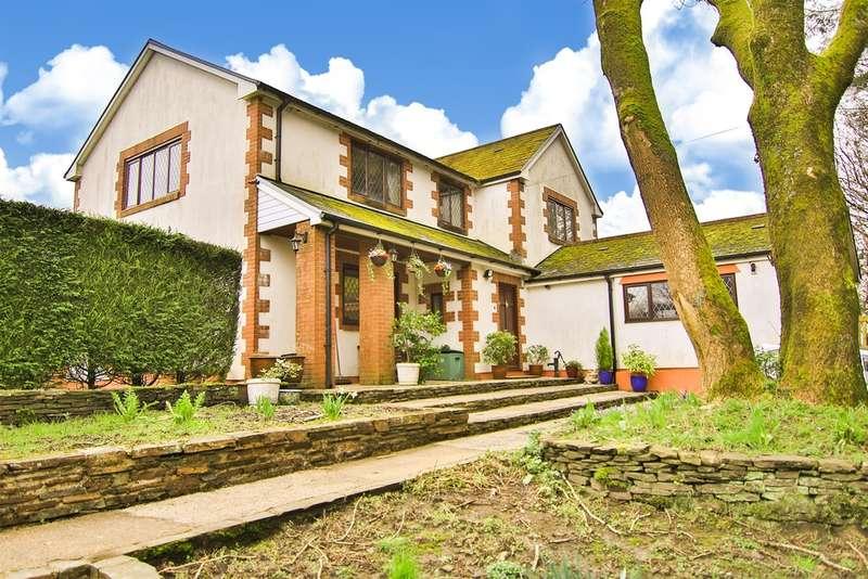3 Bedrooms Detached House for sale in Graigwen, Pontypridd