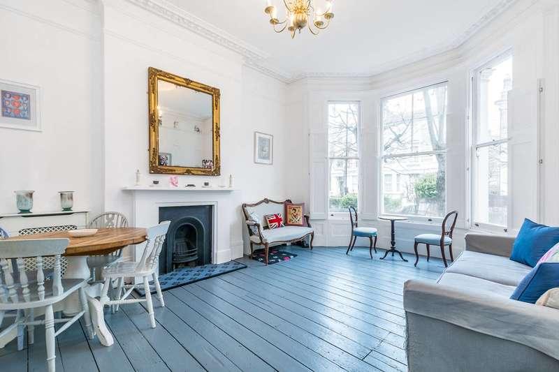 2 Bedrooms Flat for sale in Cambridge Gardens, Ladbroke Grove, W10