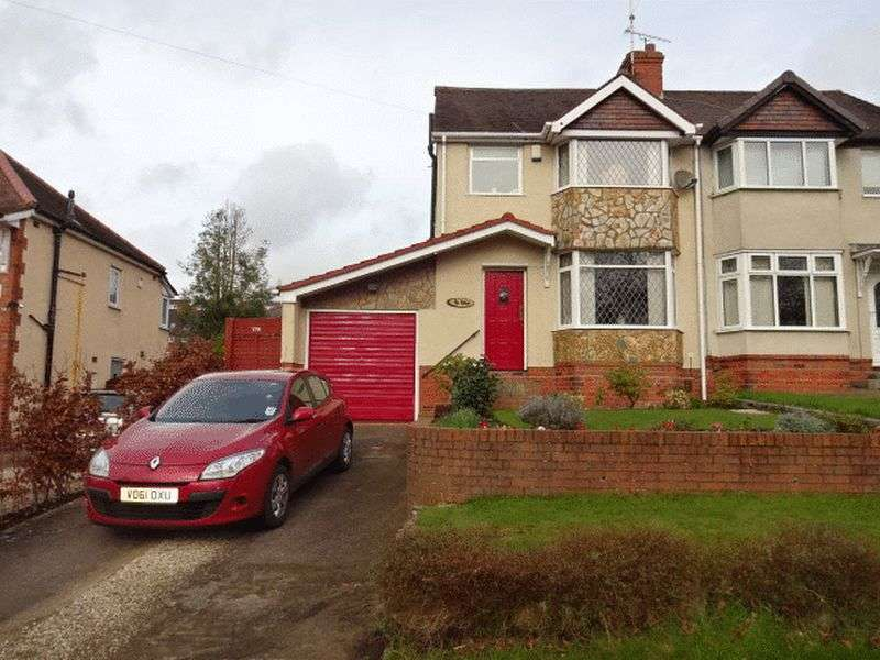 3 Bedrooms Semi Detached House for sale in Stourbridge Road, Kidderminster DY10 2UX