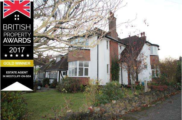 3 Bedrooms Detached House for sale in ST JAMES GARDENS, WESTCLIFF ON SEA SS0
