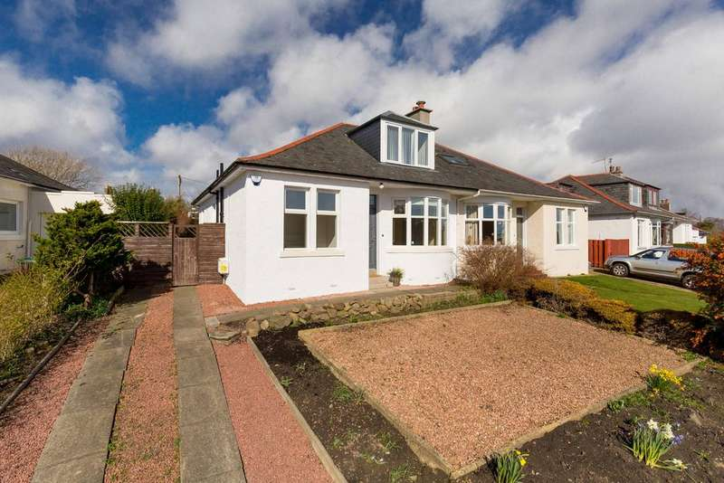 4 Bedrooms Semi Detached House for sale in 20 Orchard Drive, Craigleith, EH4 2DY