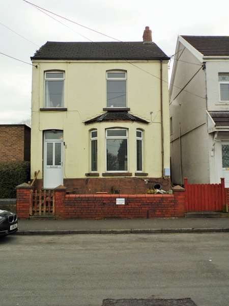 3 Bedrooms Detached House for sale in Mansel Street, Swansea, Swansea, SA4