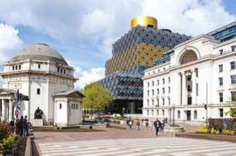 2 Bedrooms Flat for sale in Birmingham City Centre, Birmingham