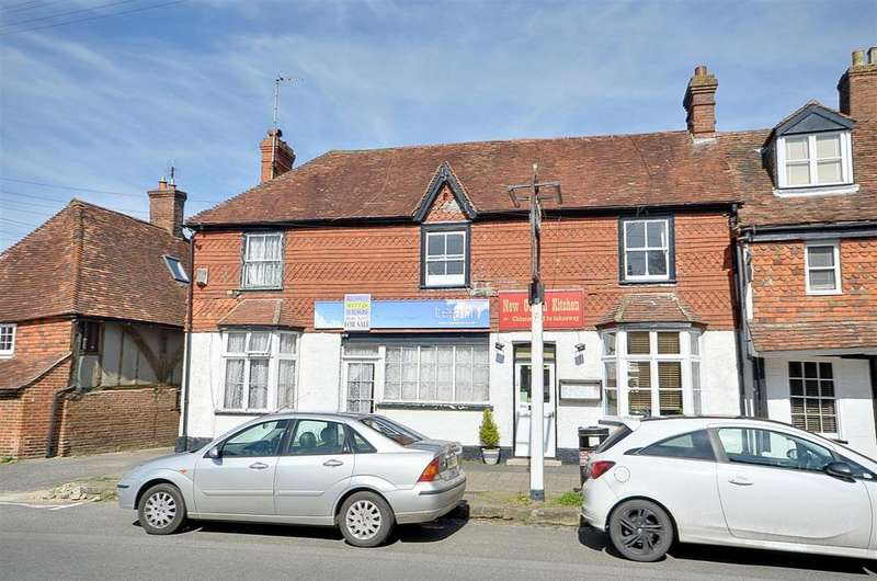 5 Bedrooms House for sale in High Street, Biddenden, Ashford