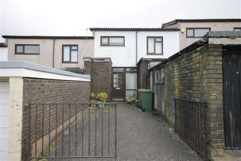 3 Bedrooms Terraced House for sale in Snowden Court, Caerphilly, CF83
