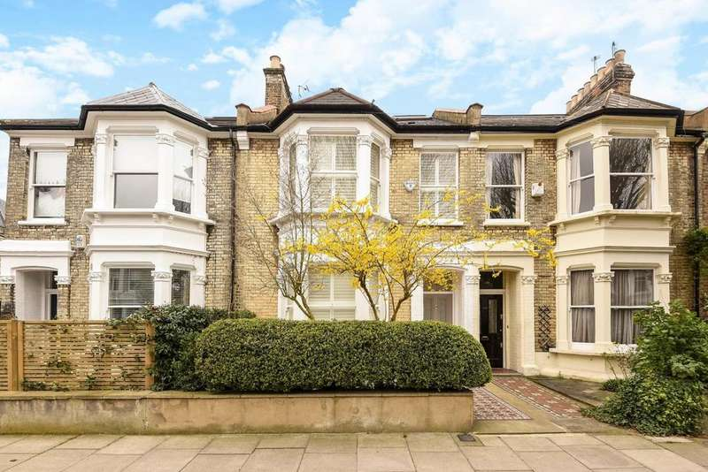 5 Bedrooms Terraced House for sale in Iffley Road, Hammersmith, W6