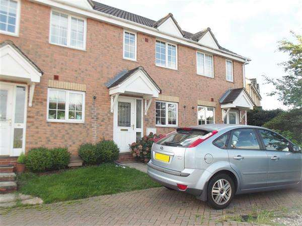 2 Bedrooms Terraced House for sale in Moulsham Chase