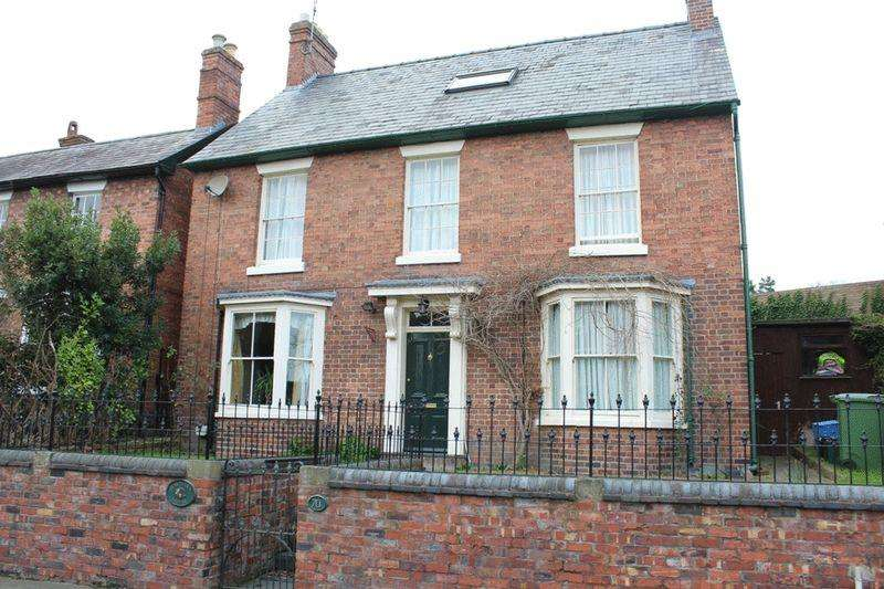 5 Bedrooms Detached House for sale in New Street, Frankwell, Shrewsbury, SY3 8JF