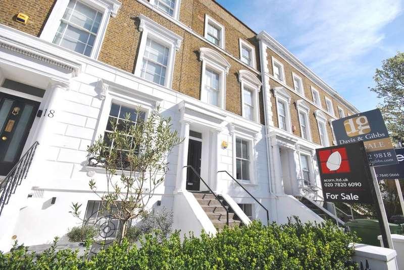 2 Bedrooms Flat for sale in Richborne Terrace Oval SW8