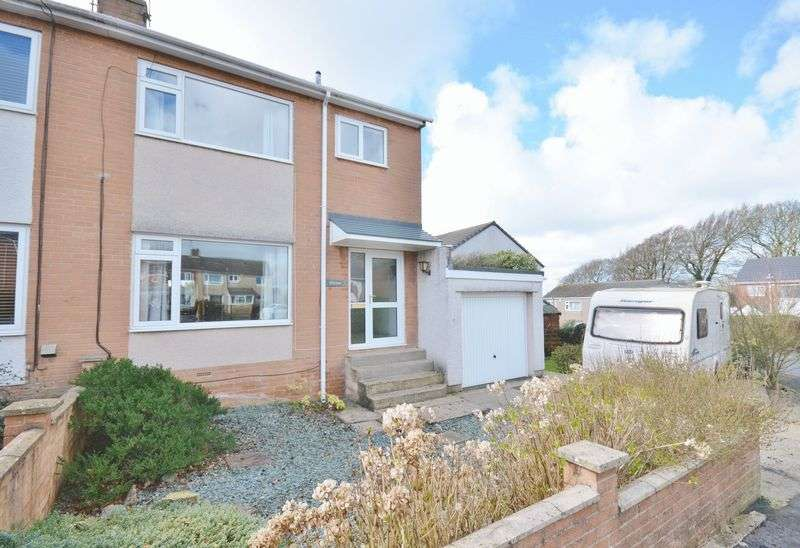 3 Bedrooms Semi Detached House for sale in St Andrews Road, Workington
