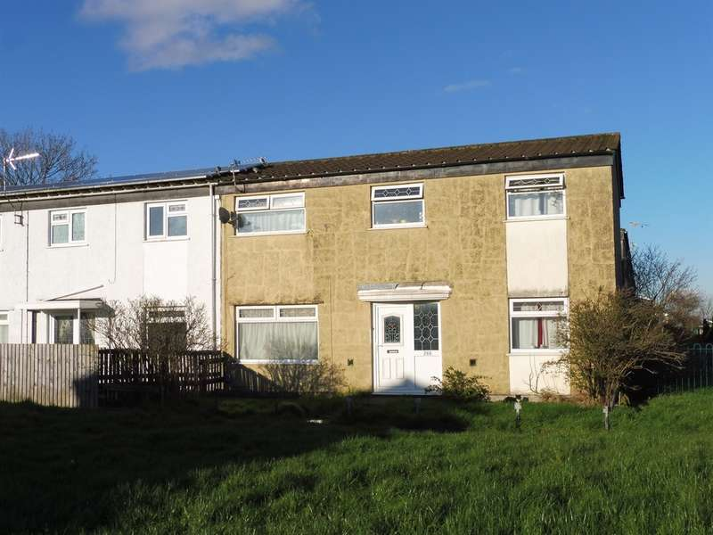 4 Bedrooms Semi Detached House for sale in Coed Y Gores, Llanedeyrn, Cardiff