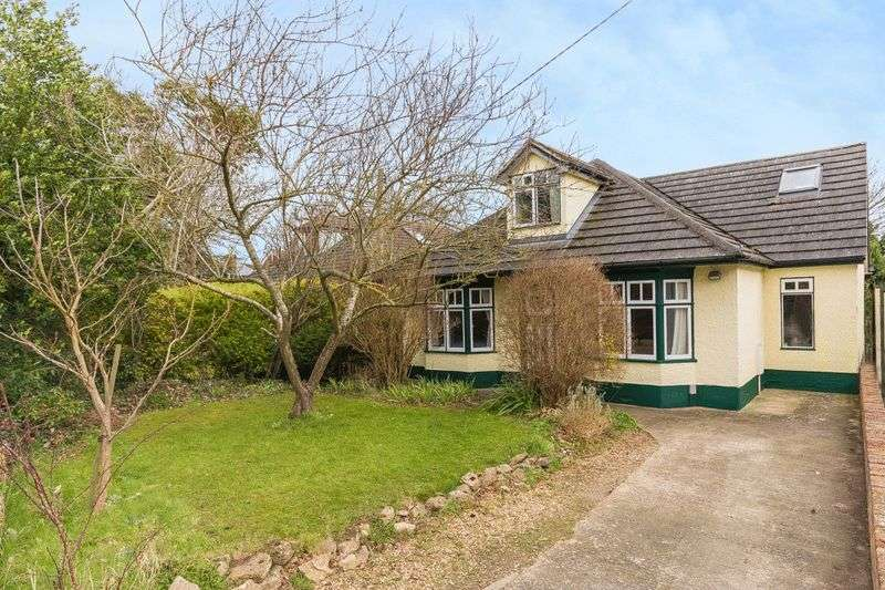 5 Bedrooms Detached Bungalow for sale in Steventon Road, Drayton